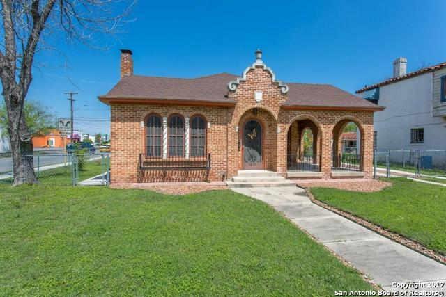 1633 W Kings Hwy, San Antonio, TX 78201 (MLS #1273658) :: Exquisite Properties, LLC