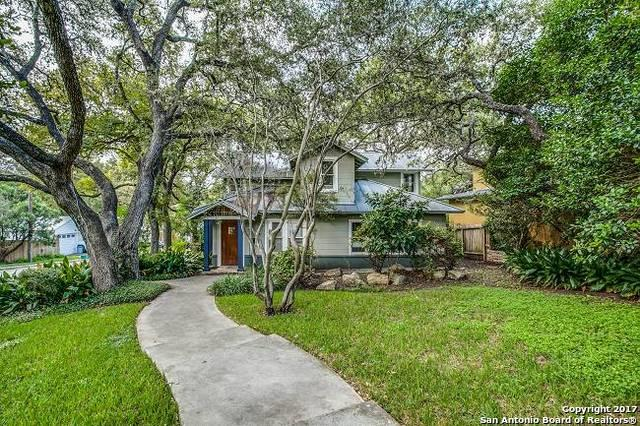 602 Lamont Ave, Alamo Heights, TX 78209 (MLS #1273745) :: Exquisite Properties, LLC