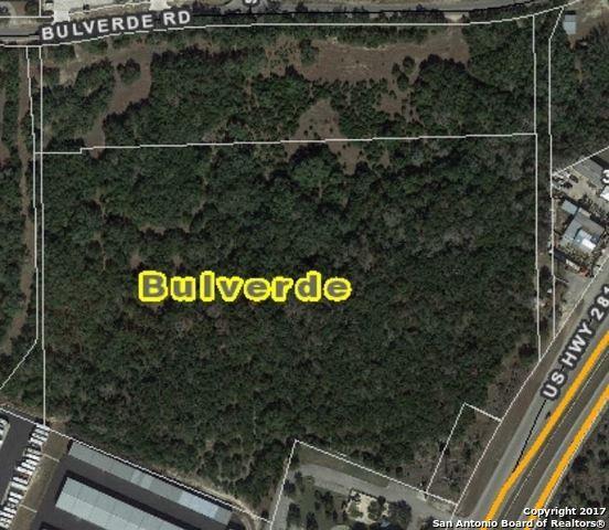 01 N Highway 281, Bulverde, TX 78163 (MLS #1273972) :: Ultimate Real Estate Services
