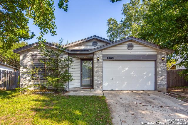 2903 Broad Plain Dr, San Antonio, TX 78245 (MLS #1274144) :: Neal & Neal Team