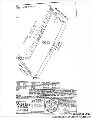 000 Fm Rd. 1976, Converse, TX 78109 (MLS #1274506) :: ForSaleSanAntonioHomes.com