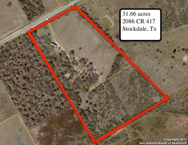 2086 County Road 417, Stockdale, TX 78160 (MLS #1274544) :: ForSaleSanAntonioHomes.com