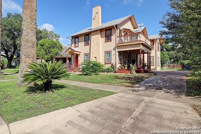 1537 W Magnolia Ave, San Antonio, TX 78201 (MLS #1274594) :: Ultimate Real Estate Services