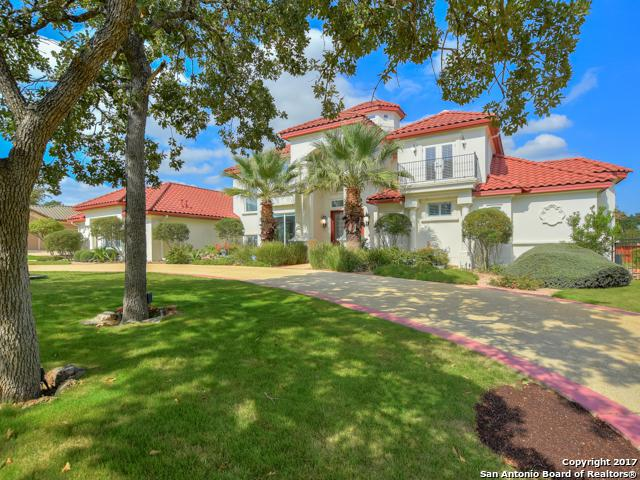 211 Geddington, Shavano Park, TX 78249 (MLS #1274597) :: Exquisite Properties, LLC