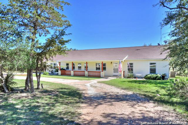 3301 Forest Trail Dr, Bandera, TX 78003 (MLS #1274666) :: Neal & Neal Team