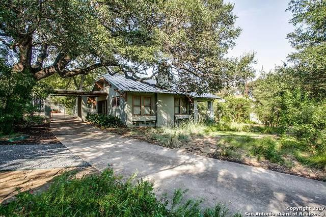 203 Grant Ave, Alamo Heights, TX 78209 (MLS #1274710) :: Exquisite Properties, LLC