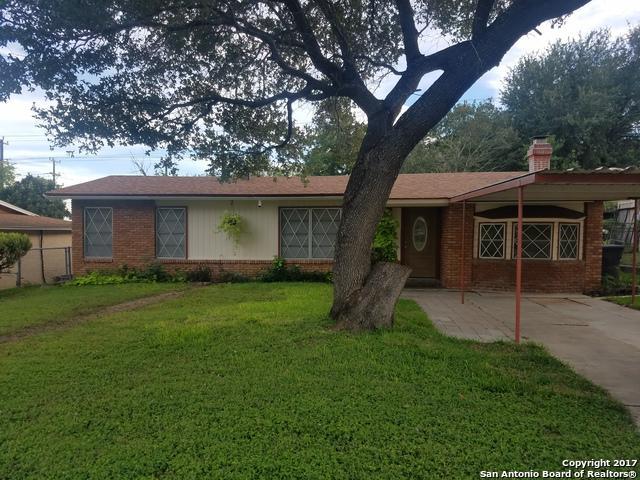 1038 Utopia Ln, San Antonio, TX 78223 (MLS #1275150) :: Carrington Real Estate Services