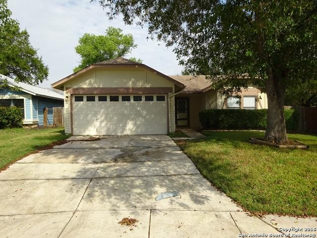 7935 Sonny Rdg, San Antonio, TX 78244 (MLS #1275157) :: Erin Caraway Group