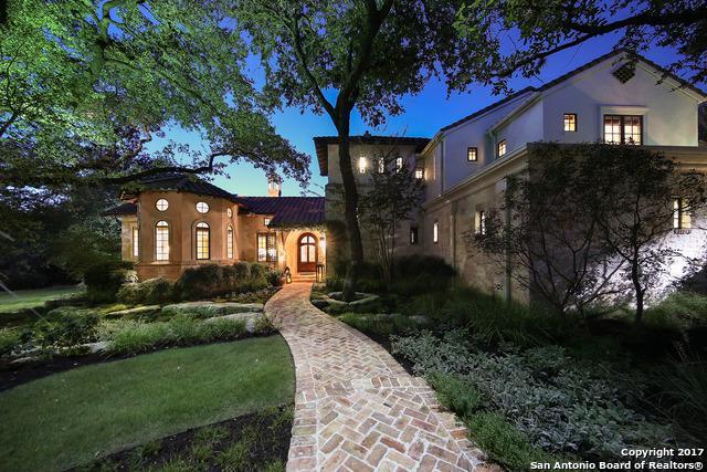 121 Turnberry Way, San Antonio, TX 78230 (MLS #1275226) :: Exquisite Properties, LLC