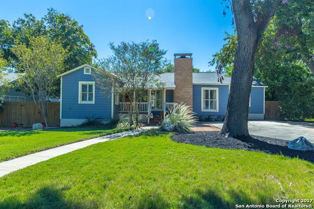 266 Claywell Dr, Alamo Heights, TX 78209 (MLS #1275246) :: Exquisite Properties, LLC