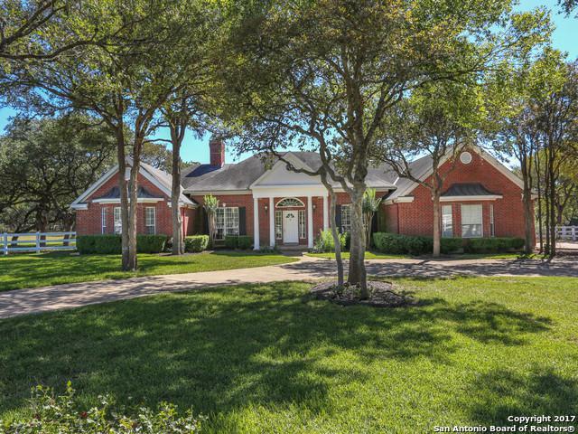 7820 Silver Spur Trl, Fair Oaks Ranch, TX 78015 (MLS #1275358) :: The Castillo Group