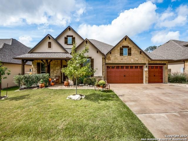 144 Autumn Rdg, Boerne, TX 78006 (MLS #1275451) :: Exquisite Properties, LLC