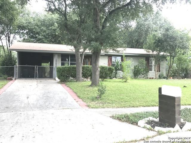 4207 Moana Dr, San Antonio, TX 78218 (MLS #1275530) :: Ultimate Real Estate Services