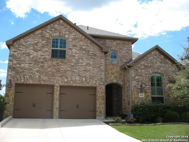 18303 Valencia Vista, San Antonio, TX 78259 (MLS #1275531) :: Exquisite Properties, LLC
