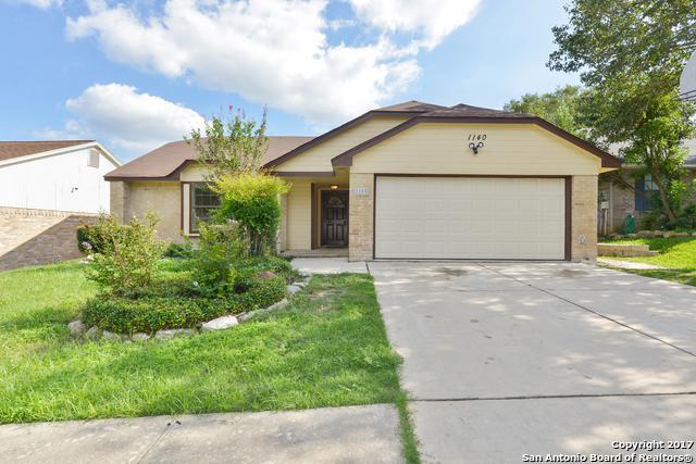 1140 Dimrock, Schertz, TX 78154 (MLS #1276509) :: Exquisite Properties, LLC