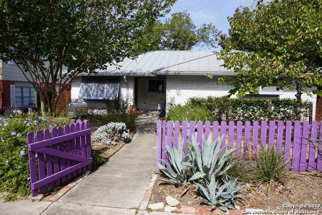 109 Marcia Pl, Alamo Heights, TX 78209 (MLS #1277047) :: Ultimate Real Estate Services