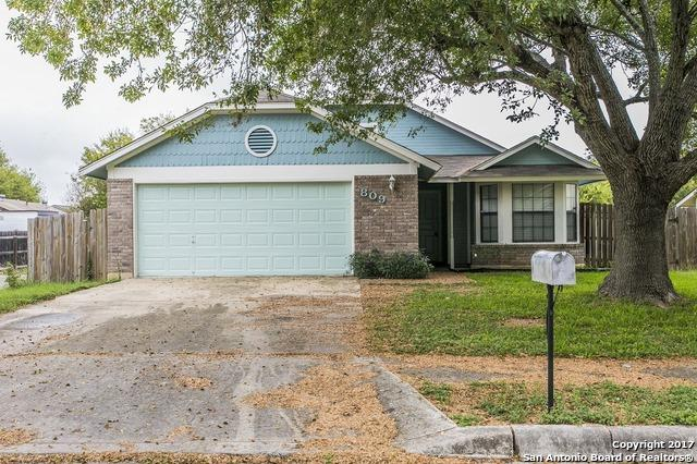 809 Meadow Arbor Ln, Universal City, TX 78148 (MLS #1278710) :: Ultimate Real Estate Services