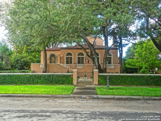 112 E Lynwood Ave, San Antonio, TX 78212 (MLS #1279228) :: Exquisite Properties, LLC