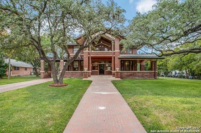 117 E Summit Ave, San Antonio, TX 78212 (MLS #1279287) :: Exquisite Properties, LLC