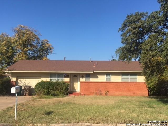 104 Penrose St, San Angelo, TX 76903 (MLS #1279880) :: Exquisite Properties, LLC