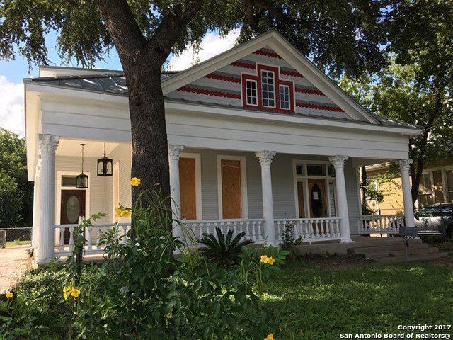306 Carolina St, San Antonio, TX 78210 (MLS #1279932) :: The Castillo Group