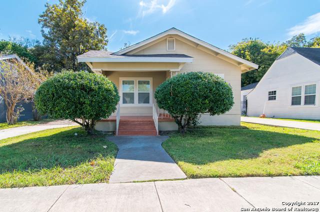 932 Fulton Ave, San Antonio, TX 78201 (MLS #1280009) :: Exquisite Properties, LLC
