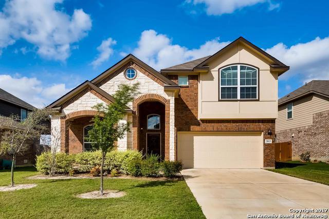 2813 Mistywood Ln, Schertz, TX 78108 (MLS #1280065) :: The Suzanne Kuntz Real Estate Team