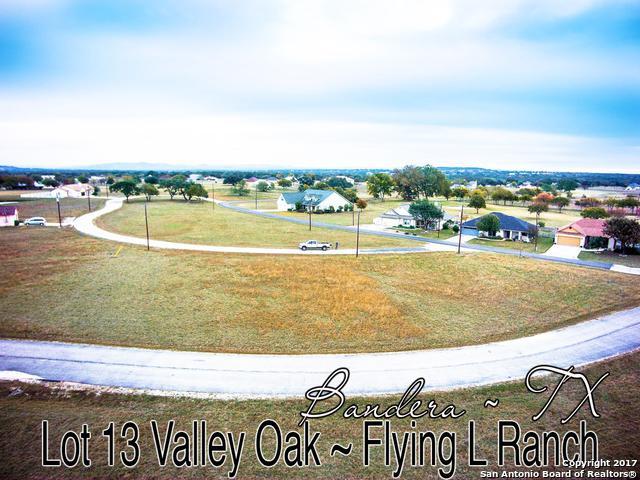 LOT 13 Valley Oak, Bandera, TX 78003 (MLS #1280170) :: Alexis Weigand Group