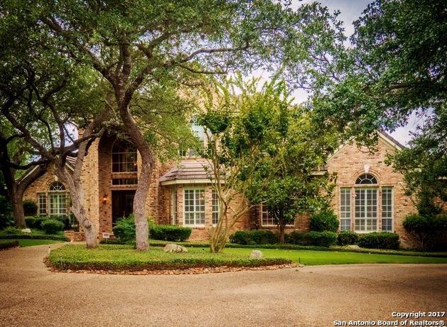 312 Box Oak, Shavano Park, TX 78230 (MLS #1280307) :: Exquisite Properties, LLC