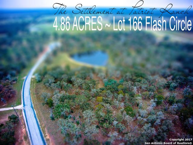 LOT 166 Flash Circle, Luling, TX 78648 (MLS #1280585) :: Alexis Weigand Real Estate Group