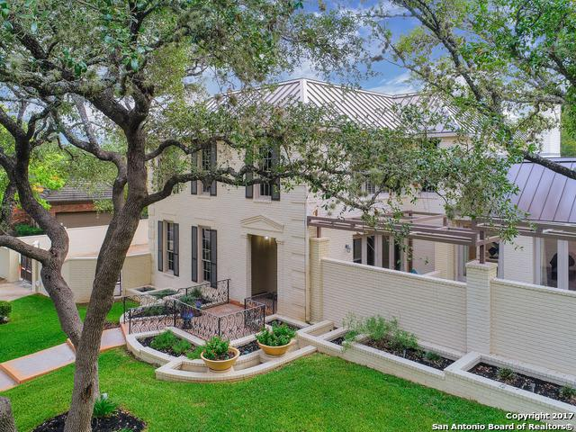 3118 Iron Stone Ln, San Antonio, TX 78230 (MLS #1281930) :: The Castillo Group