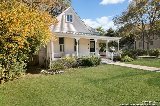 1922 Howard St, San Antonio, TX 78212 (MLS #1281983) :: Exquisite Properties, LLC