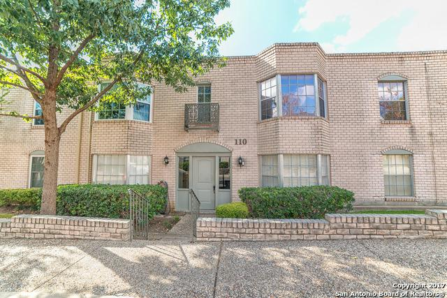 102 Ruelle Ln 110A, San Antonio, TX 78209 (MLS #1282349) :: Exquisite Properties, LLC
