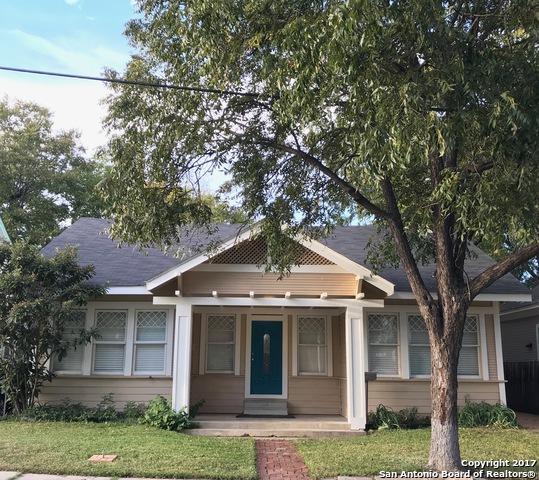 115 Panama Ave, San Antonio, TX 78210 (MLS #1282452) :: Exquisite Properties, LLC