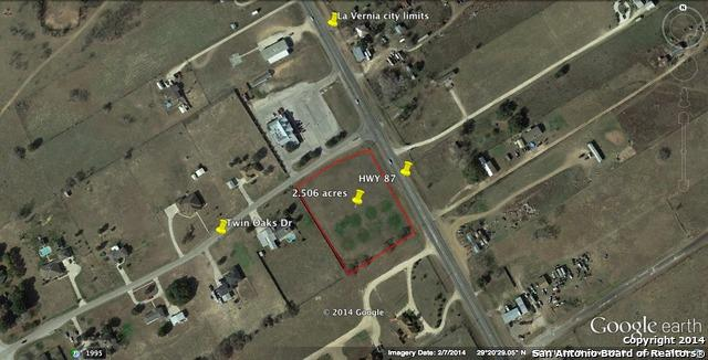 11907 Us Highway 87 W, La Vernia, TX 78121 (MLS #1282891) :: Exquisite Properties, LLC