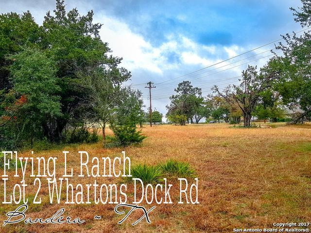 LOT 2 Whartons Dock Rd, Bandera, TX 78003 (MLS #1283141) :: Neal & Neal Team