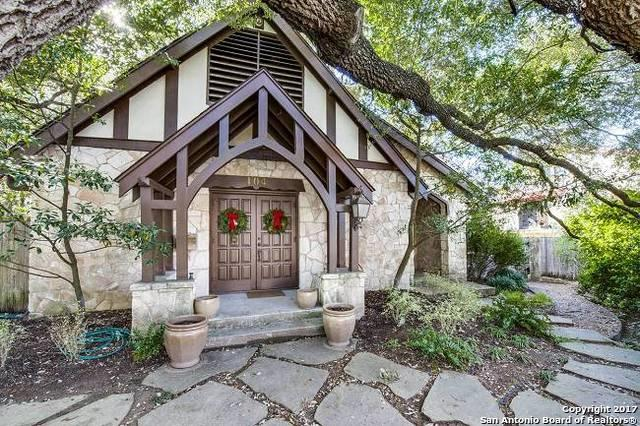 104 Cloverleaf Ave, Alamo Heights, TX 78209 (MLS #1283299) :: Neal & Neal Team