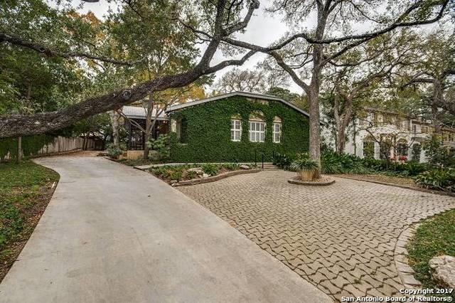614 Castano Ave, Alamo Heights, TX 78209 (MLS #1283715) :: Neal & Neal Team