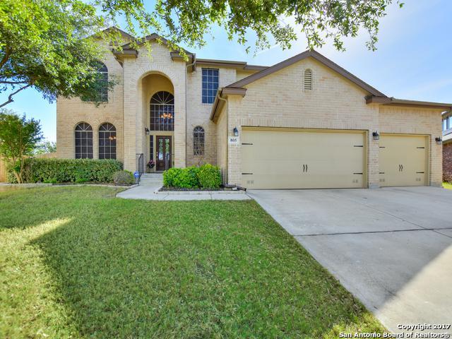 805 Armour Dr, Cibolo, TX 78108 (MLS #1283785) :: Tami Price Properties, Inc.