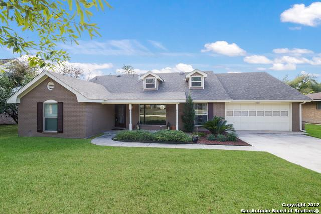 341 Towne-Vue Dr, Castle Hills, TX 78213 (MLS #1283832) :: The Castillo Group