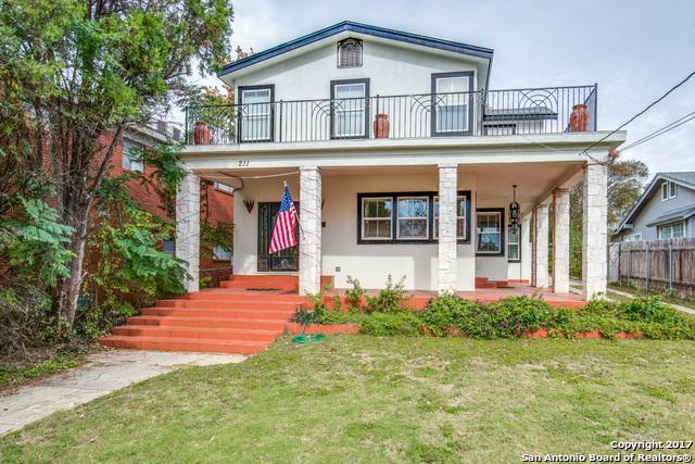 211 E Huisache Ave, San Antonio, TX 78212 (MLS #1283845) :: Exquisite Properties, LLC