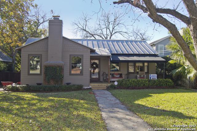 304 Albany St, Alamo Heights, TX 78209 (MLS #1283934) :: Ultimate Real Estate Services