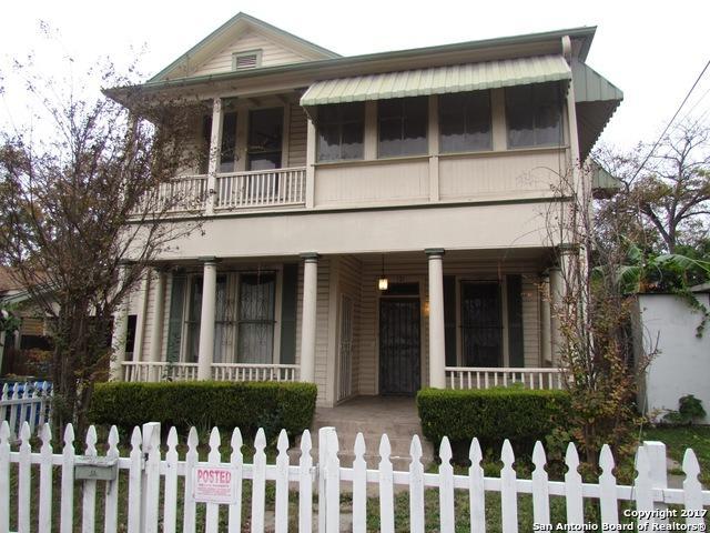 121 Hill St, San Antonio, TX 78212 (MLS #1284484) :: Magnolia Realty