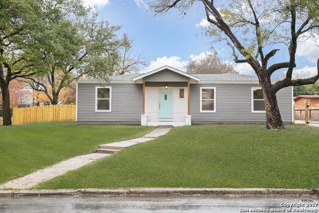 105 Brees Blvd, San Antonio, TX 78209 (MLS #1284736) :: Exquisite Properties, LLC