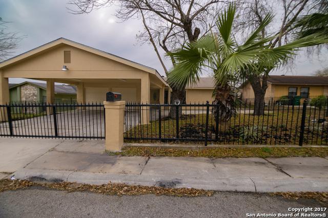 5918 Wheelhouse St, San Antonio, TX 78242 (MLS #1284878) :: Exquisite Properties, LLC