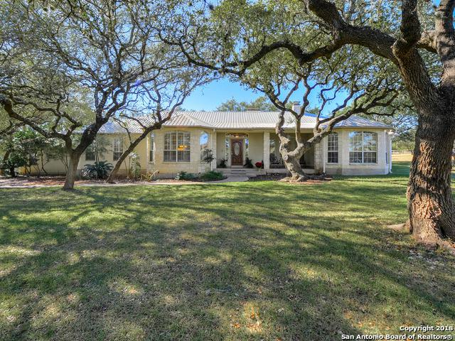 865 Persimmon Hill, Bulverde, TX 78163 (MLS #1285237) :: Ultimate Real Estate Services