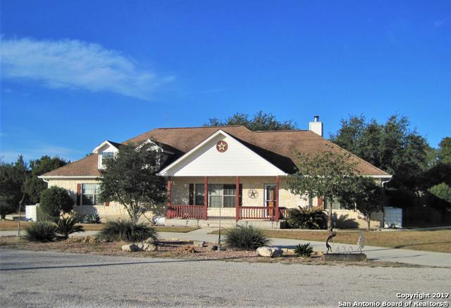 430 Oak Bend Dr, Bandera, TX 78003 (MLS #1285280) :: Magnolia Realty