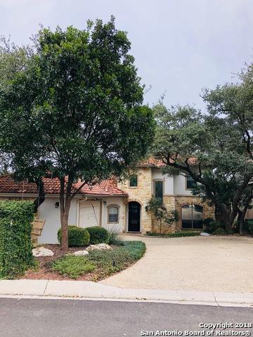 18703 Calle Cierra, San Antonio, TX 78258 (MLS #1285487) :: The Castillo Group