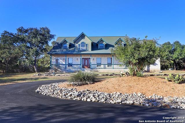 31760 Retama Rdg, Bulverde, TX 78163 (MLS #1285613) :: Ultimate Real Estate Services