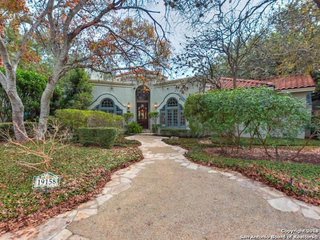 19158 Kristen Way, San Antonio, TX 78258 (MLS #1285787) :: The Castillo Group